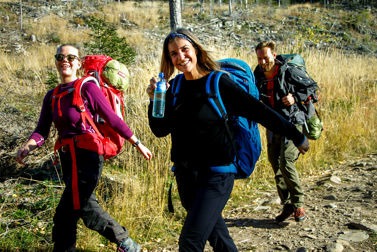 Alle i alderen 13-30 år er velkomne på OsloOnsdag-turene.