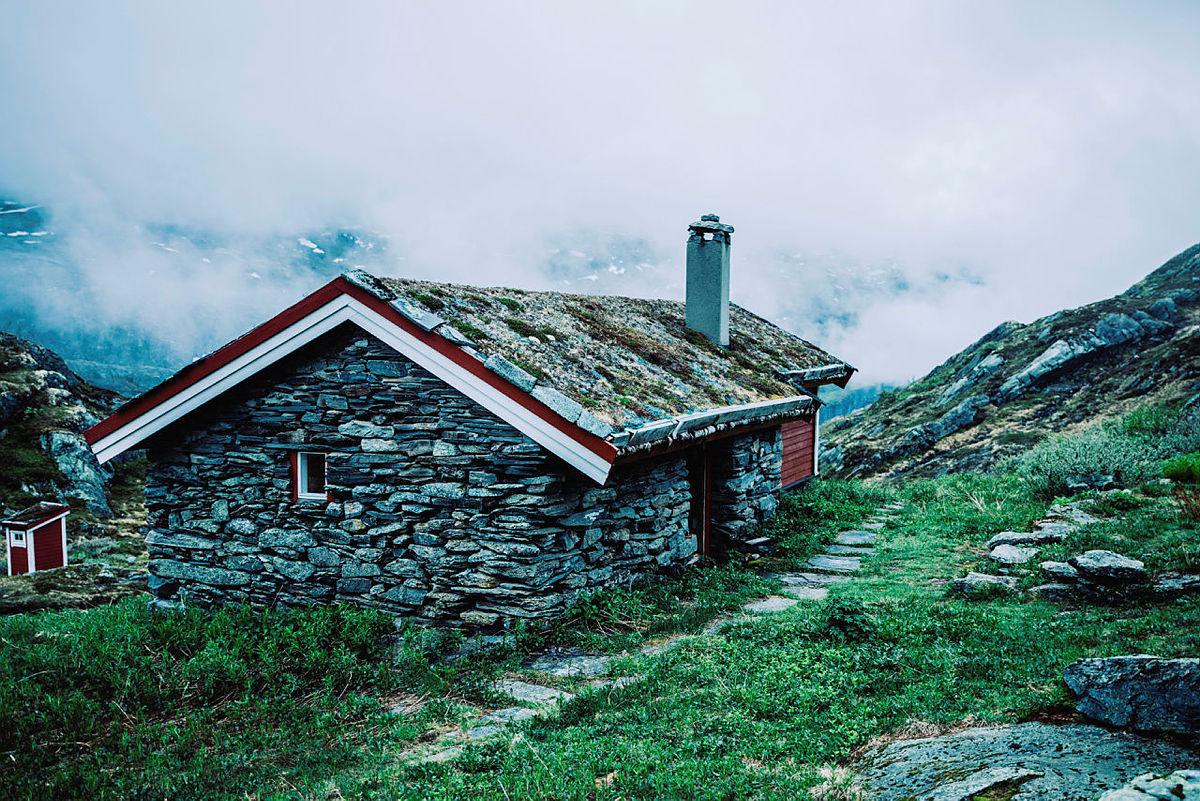 Stølsdalen i Jotunheimen