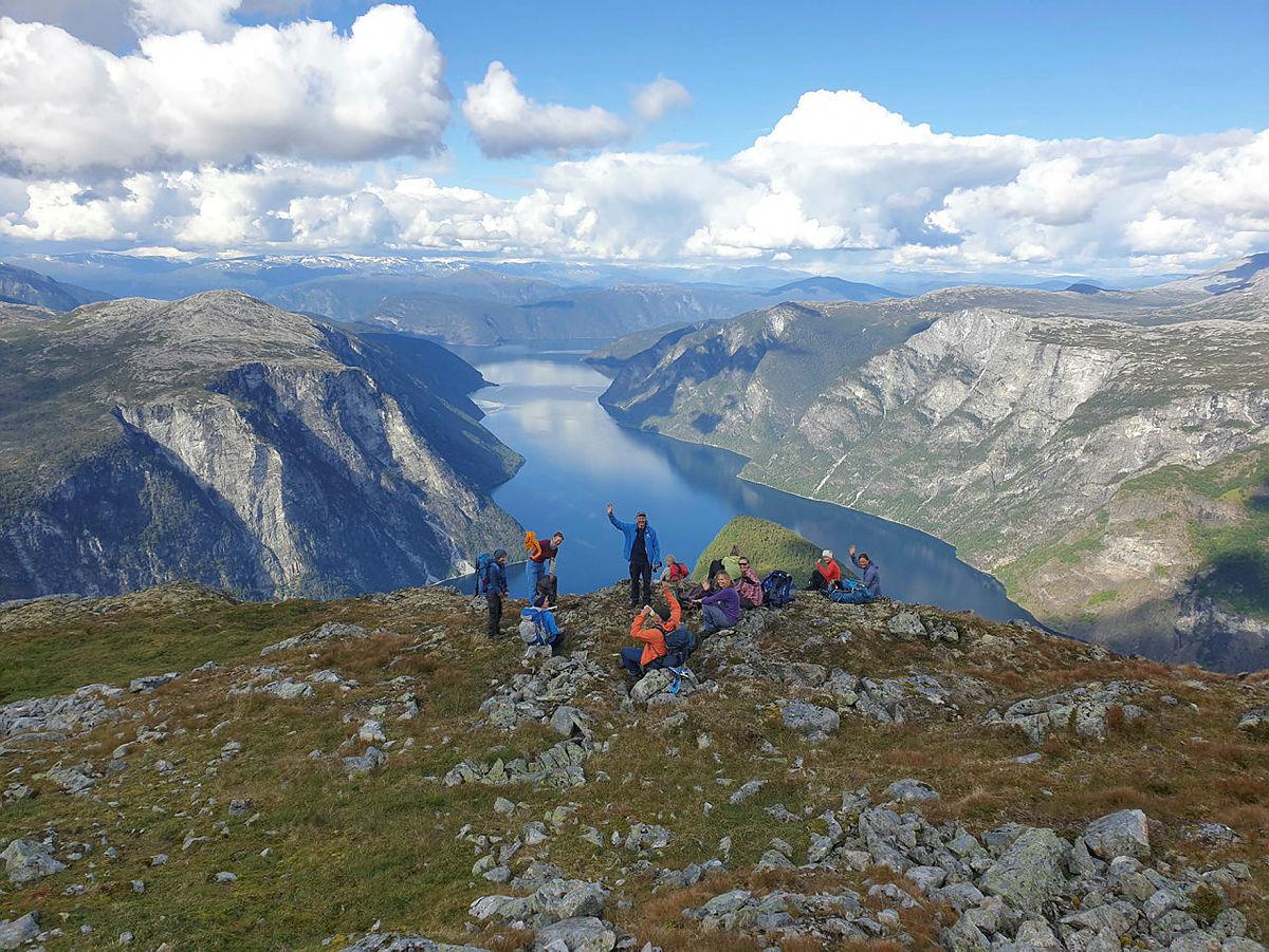 Ledige plasser på fjellturer i august og september