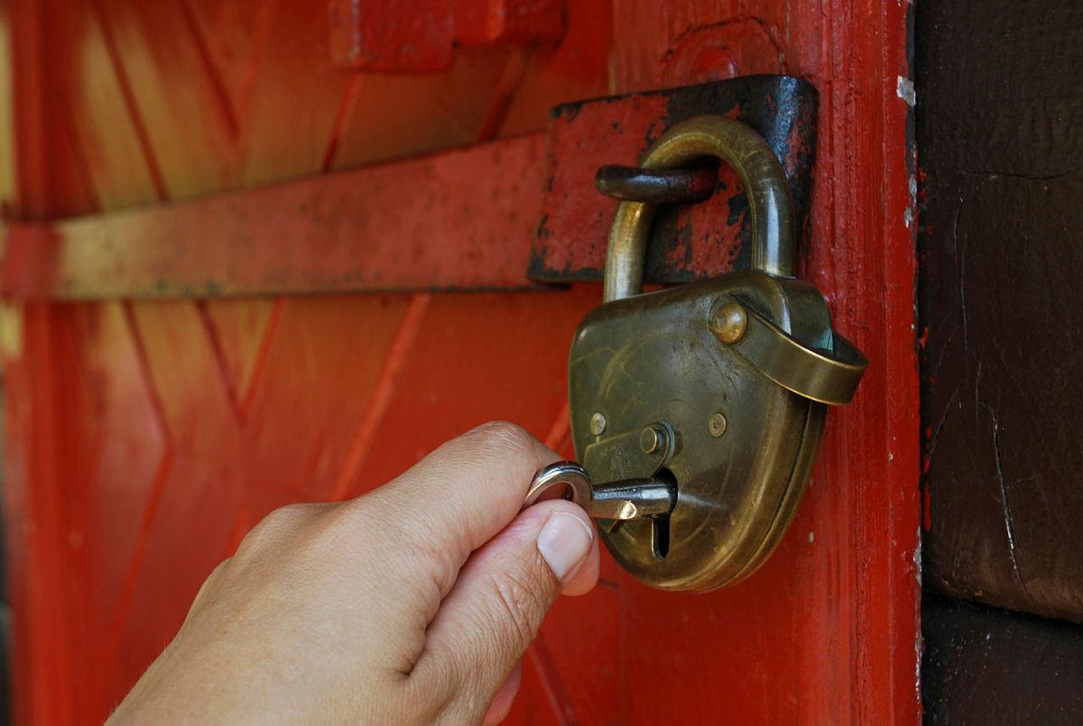 Du får tilgang til DNT- nøkkelen.