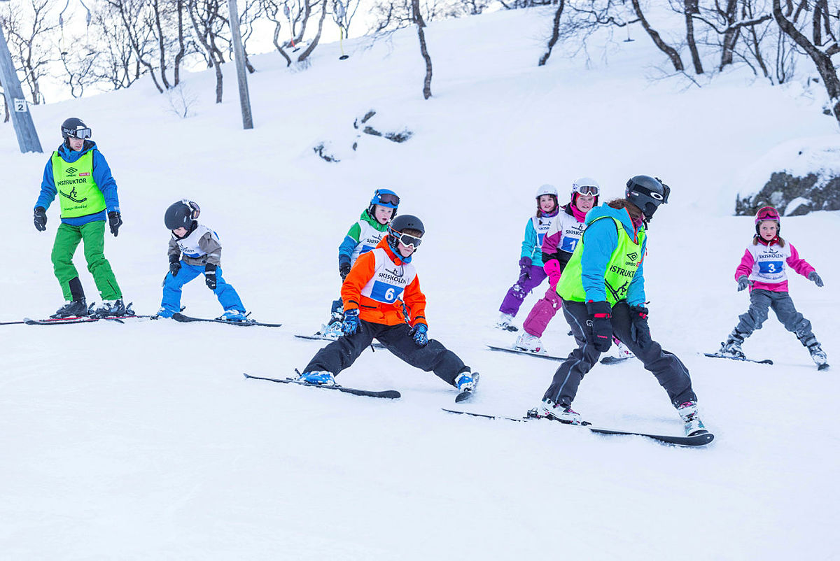 Skiskolen 2015