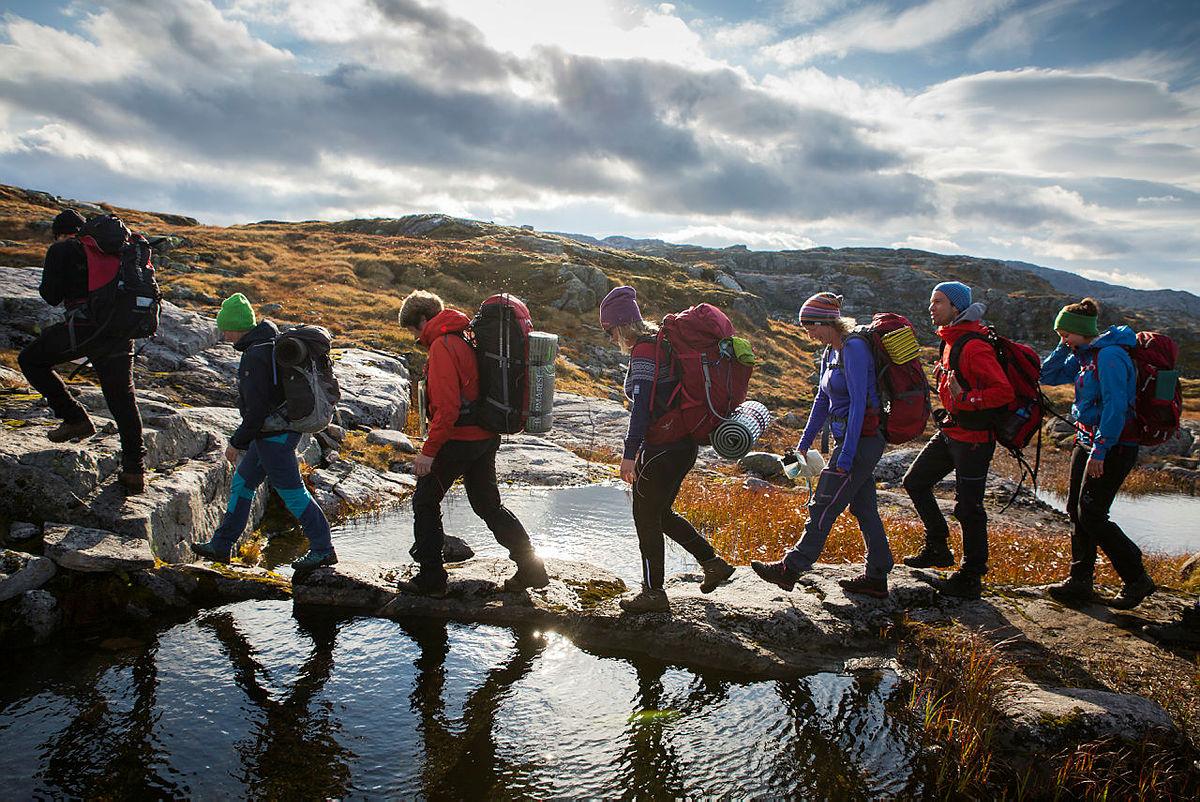 Gjør deg klar for fjelltur minutt for minutt i sommer!