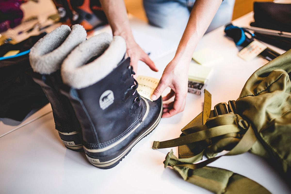 GRØNN FREDAG: Som en motreaksjon til kjøpefesten «Black Friday», avholder DNT ung byttekvelder for brukte friluftslivsklær og -utstyr to ganger i året