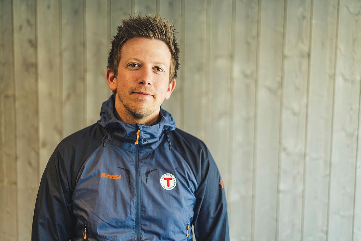 Fred-Ronny Johannessen.