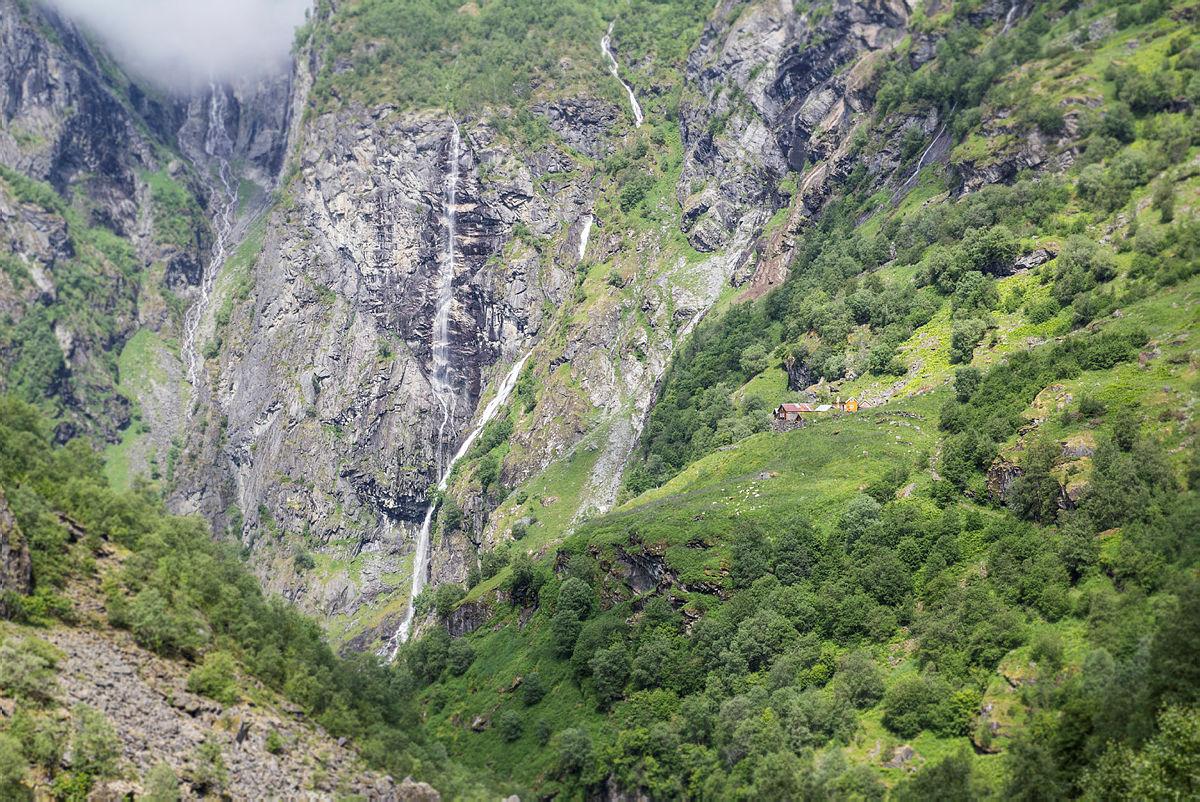Sinjarheim, Aurlandsdalen.