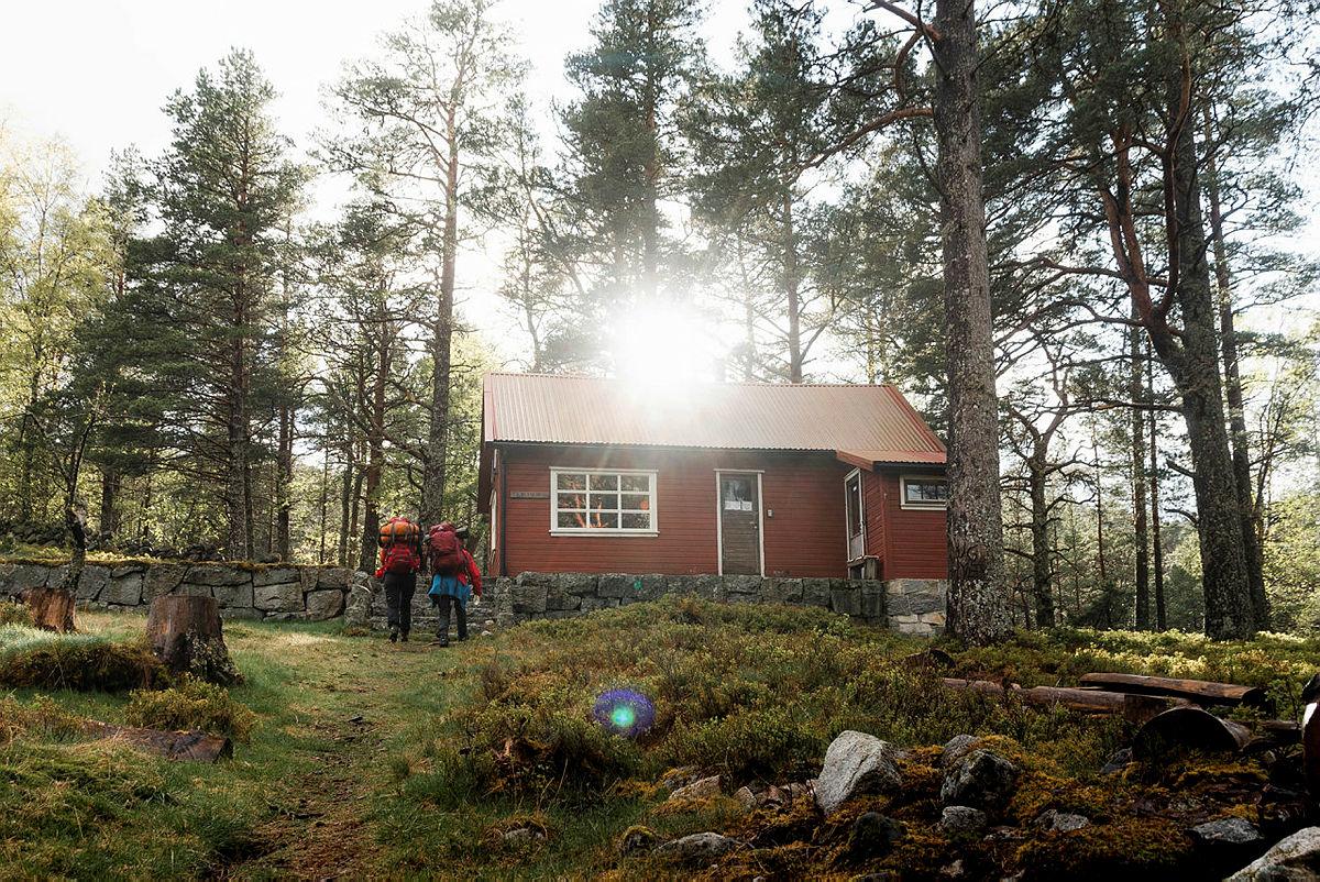 Nå åpner vi hyttene våre – slik sikrer du deg plass