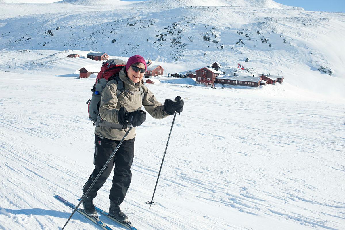Vinterens seniorturer i fjellet