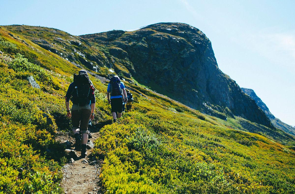 Gå i fotsporene etter fjellpinoerene i Jotunheimen.