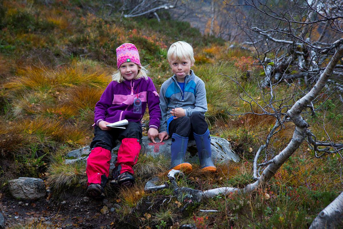 Turlederhelg med Barnas Turlag