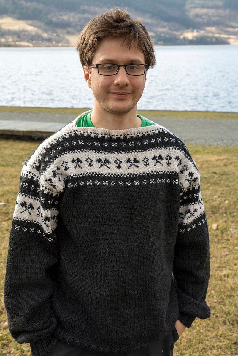 Populært med ullgenser på Landsmøtet til DNT ung.