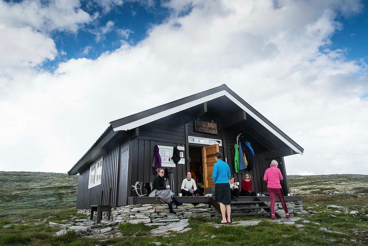 Jammerdalsbu - selvbetjent hytte.