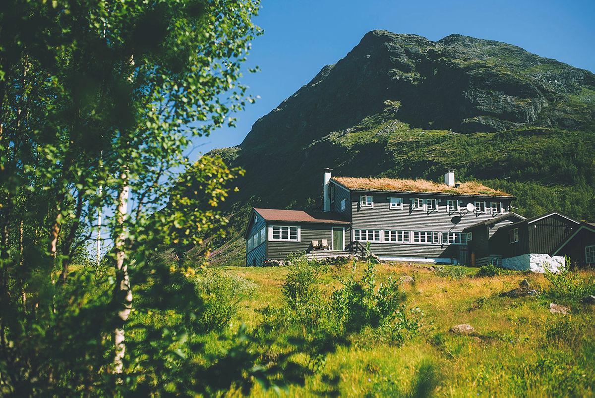 Skogadalsbøen i Jotunheimen åpner 26. juni. Du kan booke plass nå.