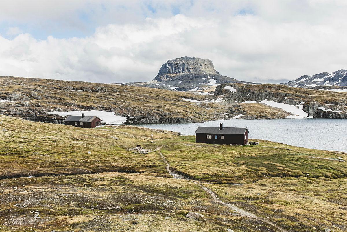 Torehytten, Hardangervidda