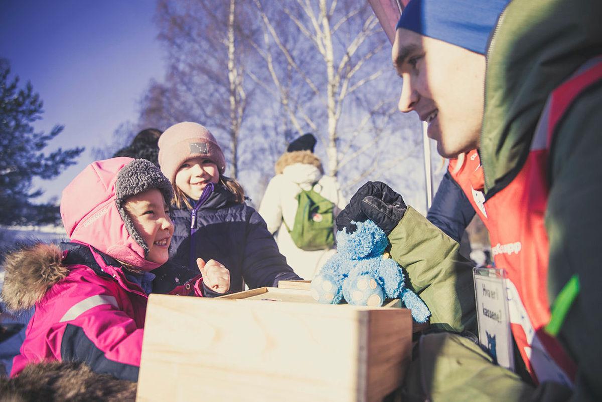 2. februar inviterer vi til Kom Deg Ut-dag på Breivoll Gård. Her fra Furuset i fjor.
