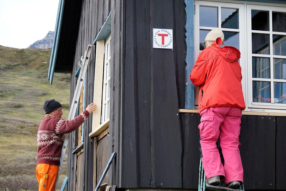 Åpen Kafé for frivillige 9. januar