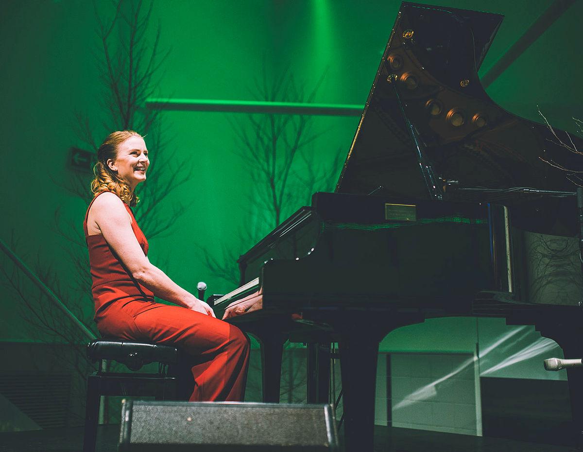 Jazzmusiker Maren Selvaag.