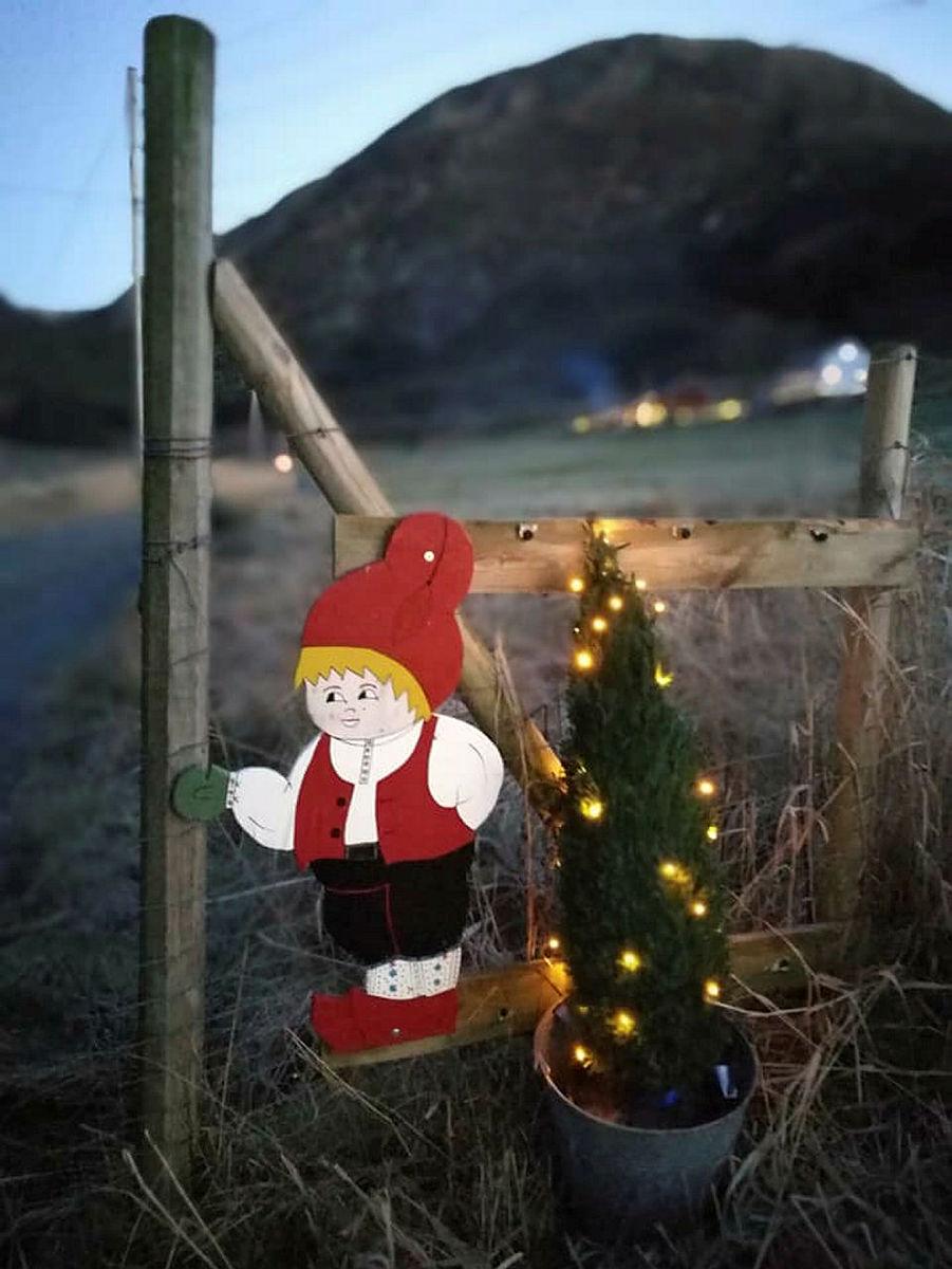 Juletur i Oppedal