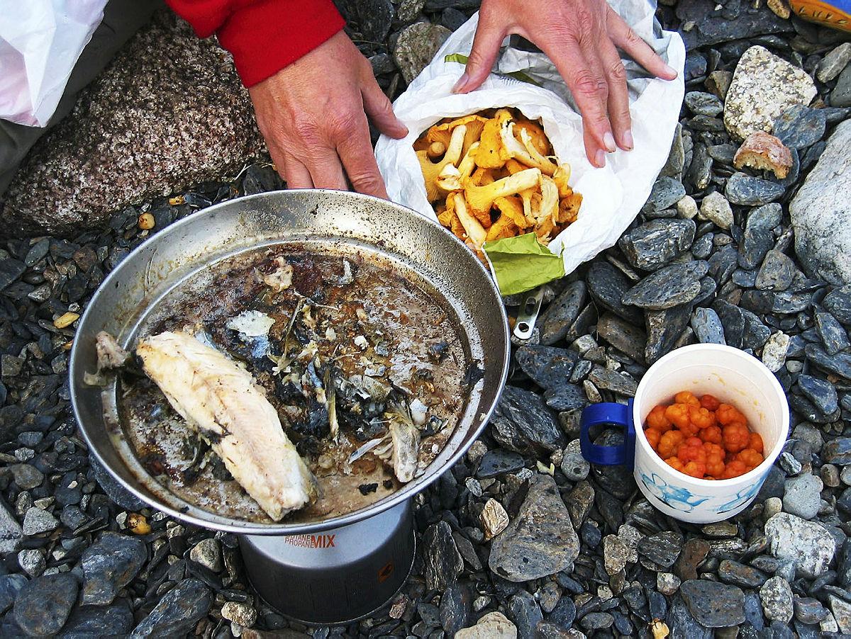 Ta deg god tid til matauke når du drar til fjells i høst. Det er nok til alle som vil ha.