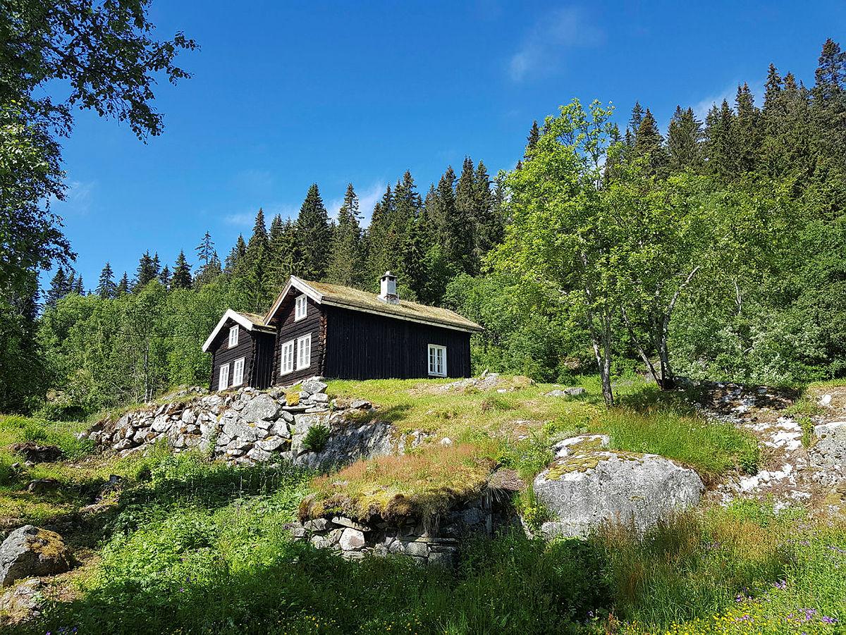 Ledig plass på DNT Telemark sine ubetjente hytter!