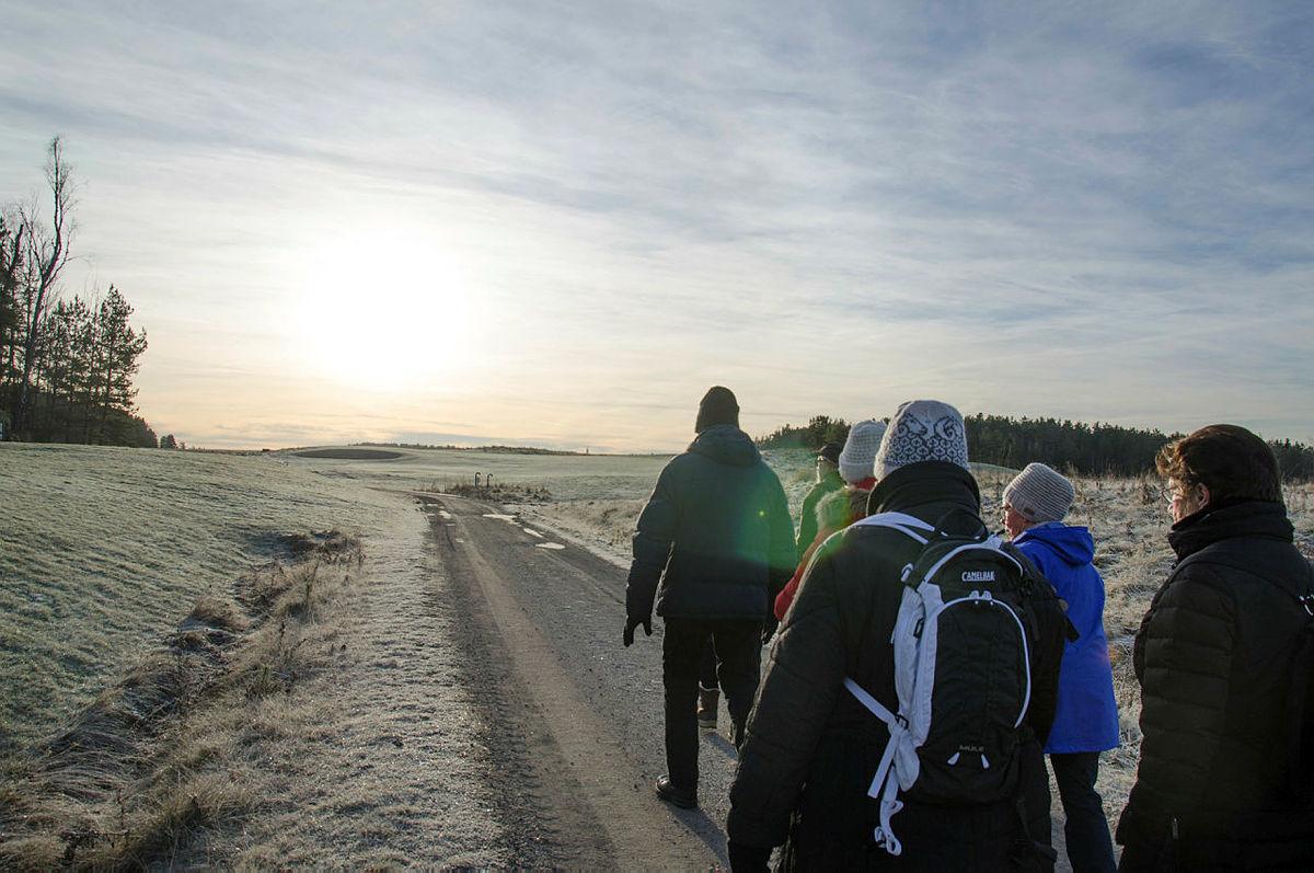 Nyhet: Ekstra lett nærtur på Furuset starter 11. januar