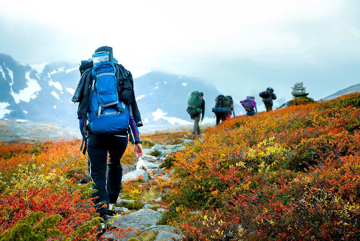 DNT ung-fellestur i Tafjordfjella
