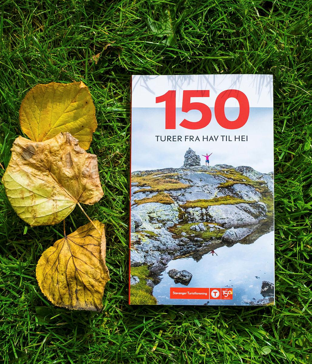 Stavanger Turistforening sine 150 beste tips til turer i hele Rogaland.