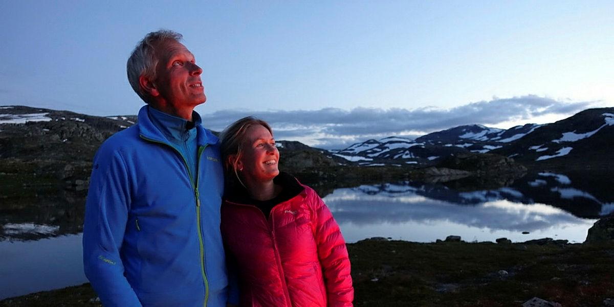 Norgesferie: Bestill opphold på DNT-hyttene nå