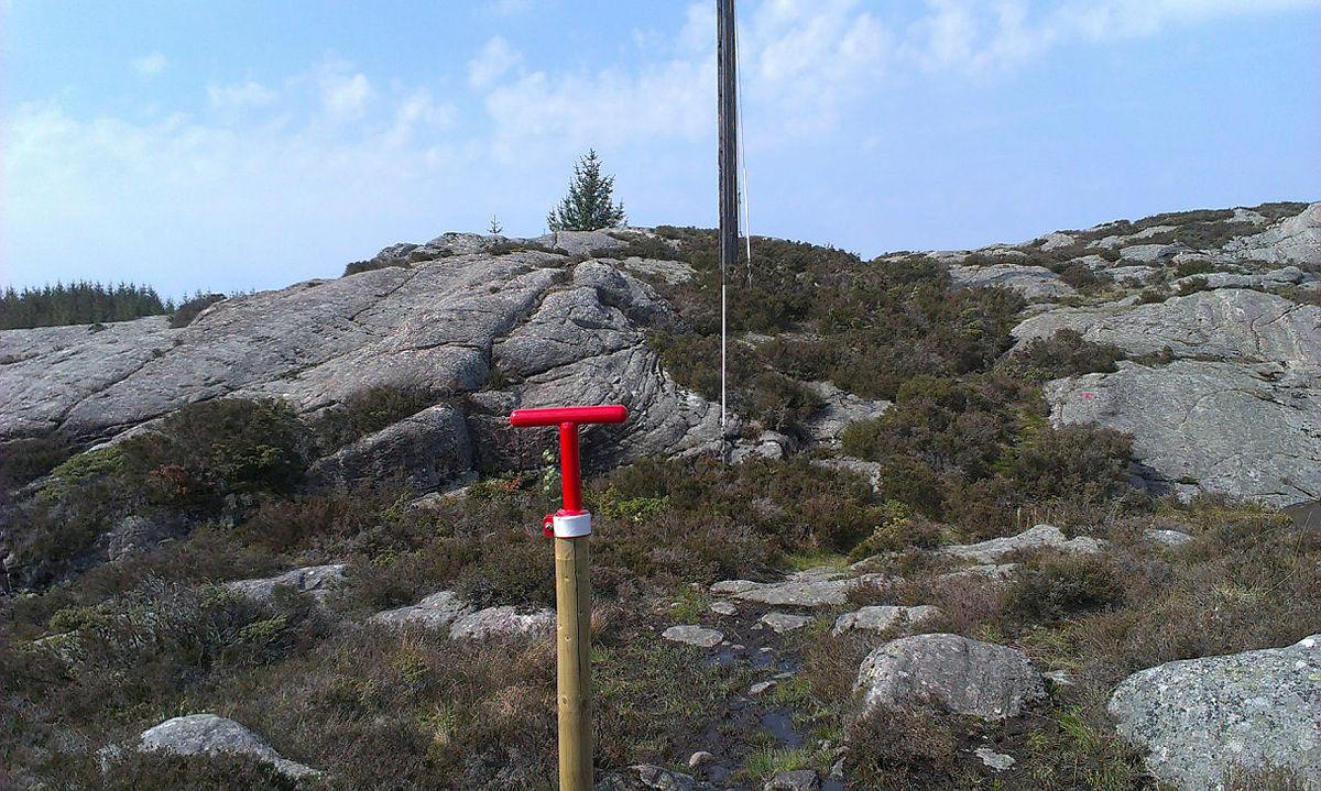 Askøy på langs, 4 etappe: Skippervannet - Herdla