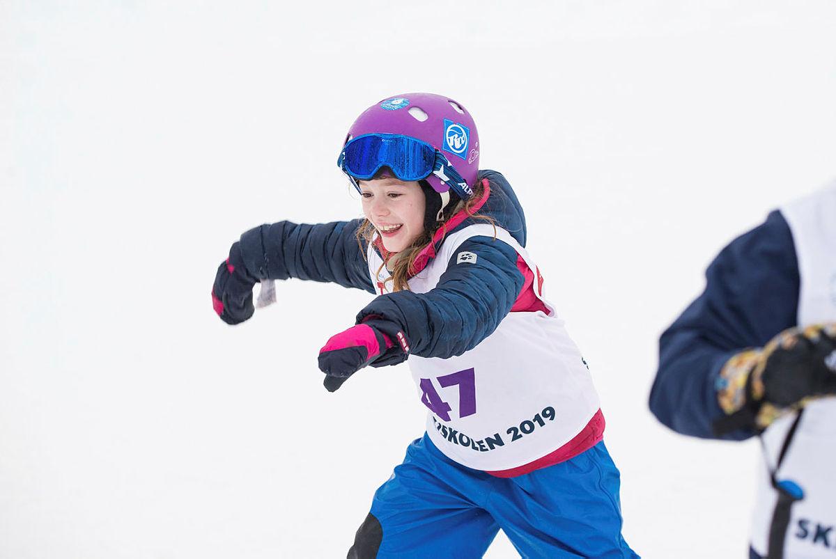 Siste frist for å søke gratisplass på Skiskolen
