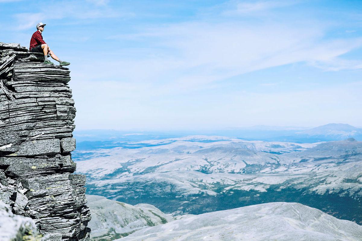 I Rondane ligger 2000-meterne tett og de byr alle på fantastisk utsikt
